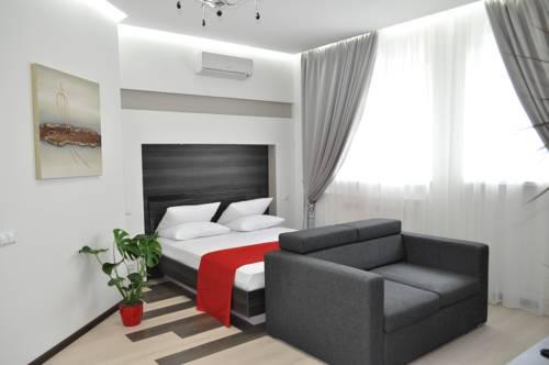 Hotel Status Apartments