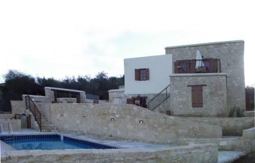 Elpida's Stone Houses