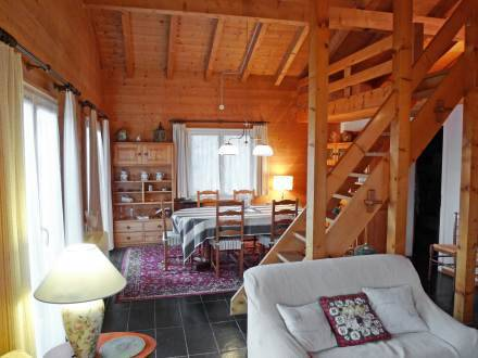 Holiday Home La Colline II Crans-Montana