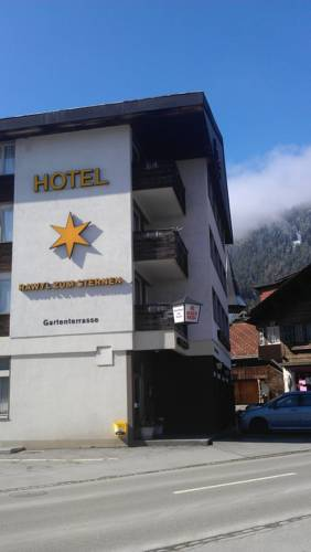 Hotel Rawil-Sternen