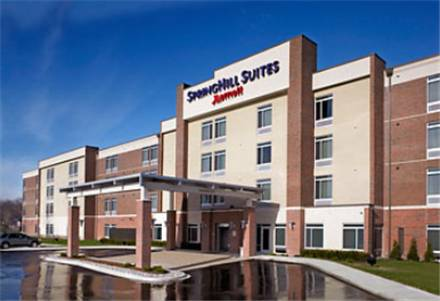 SpringHill Suites by Marriott Detroit