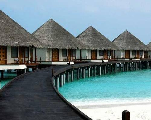 Adaaran Prestige Water Villas - All Inclusive