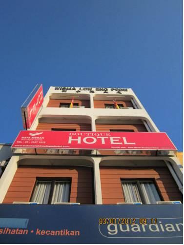 Bata Merah Boutique Hotel