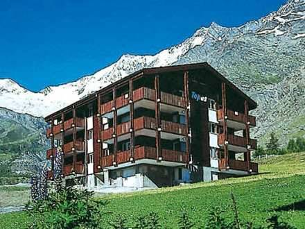 Apartment Haus Topas III Saas Fee