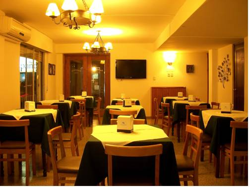 Hotel Español Salto