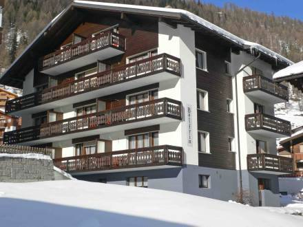 Apartment Haus Balfrin III Saas Fee