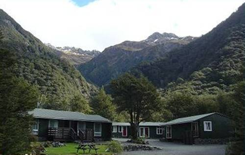 Arthur's Pass Alpine Motel
