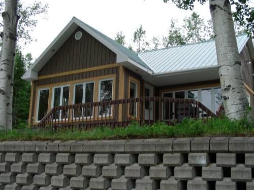 Chalet Lac Port-au-Saumon
