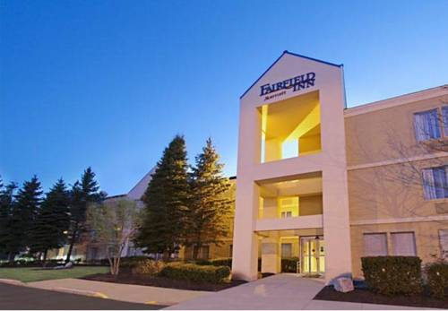 Fairfield Inn Portland Maine Mall