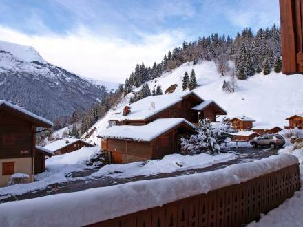 Apartment Lapons I Contamines Montjoie