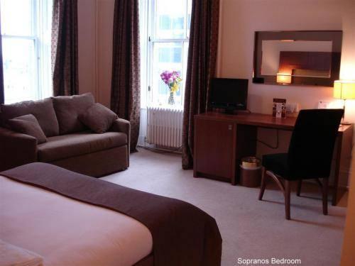 Soprano St Magnus Court Hotel