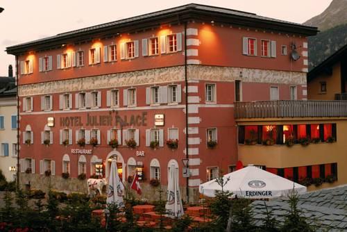 Ferienhotel Julier Palace