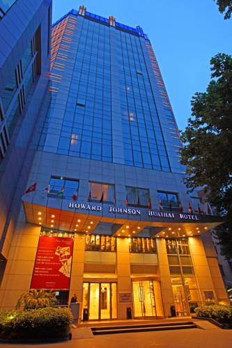 Howard Johnson Huaihai Hotel