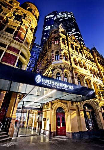 Intercontinental Melbourne - The Rialto