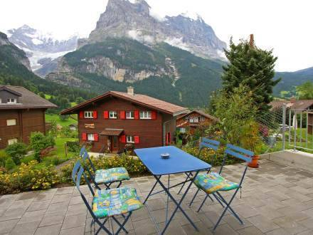 Apartment Pfingsteggblick Grindelwald