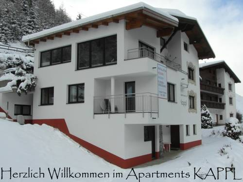 Apartments Kappl