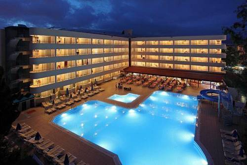 Gold Safran Hotel