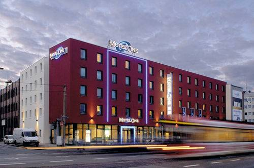 Motel One Nürnberg-Plärrer