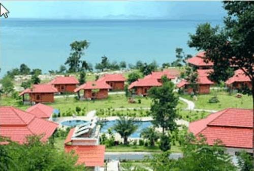 Golden Cliff Beach Resort