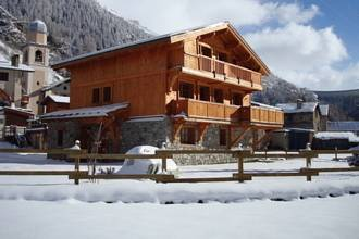 Holiday Home Du Parc Tignes