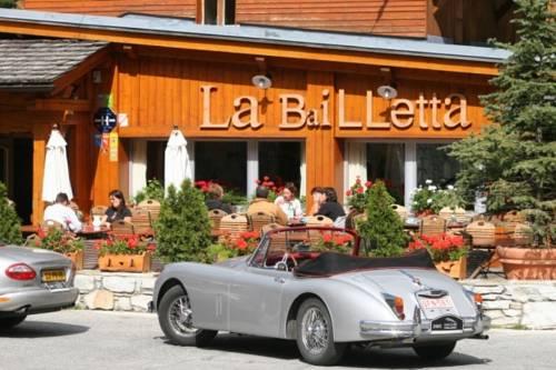 Hôtel Skilodge La Bailletta