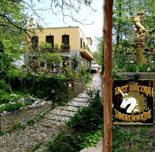 The Lost Unicorn Hotel