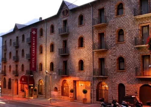 Hotel I Termes Carlemany
