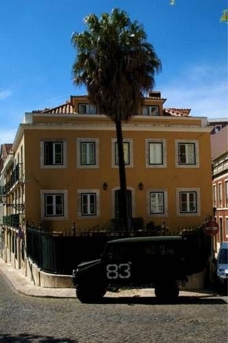 Oasis Backpackers' Mansion Lisbon