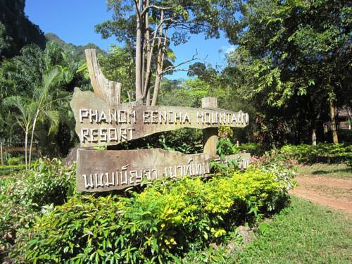 Phanom Bencha Mountain Resort