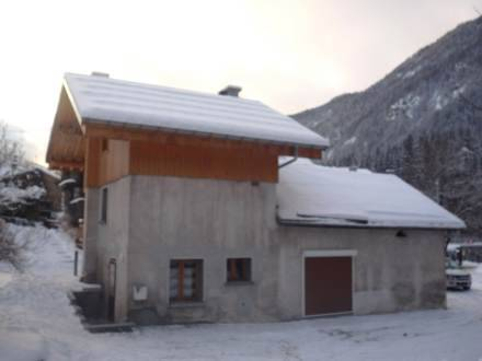 Holiday Home Timide Chamonix