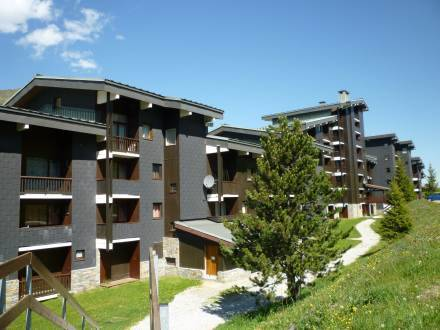 Apartment Jettay Aigle II Les Menuires