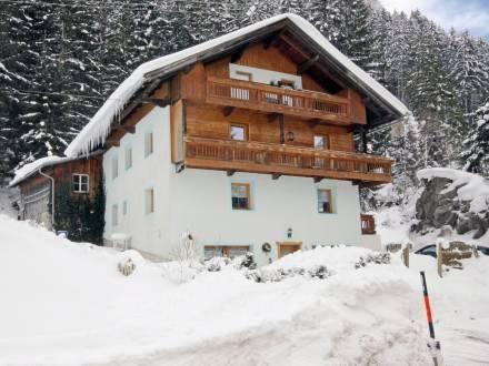 Apartment Mayrhofen Zillertal Ginzling
