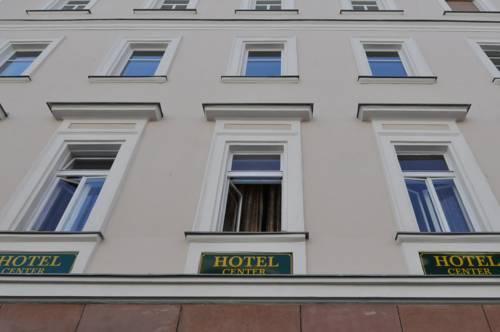 Hotel Center Ljubljana