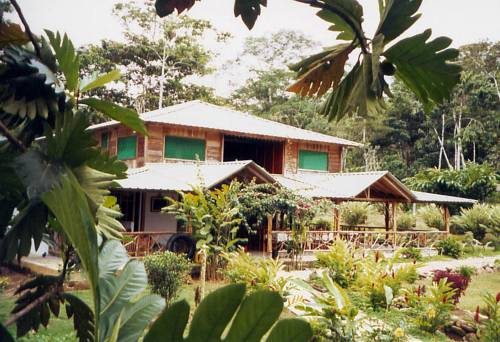 Suchipakari Amazon Eco -Lodge & Jungle