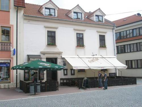 Penzion a Restaurace Chalupa u Městské Brány 1b4c5a9fae