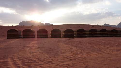 Wadi Rum Sands Camp
