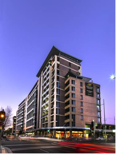 Meriton Serviced Apartments - Parramatta
