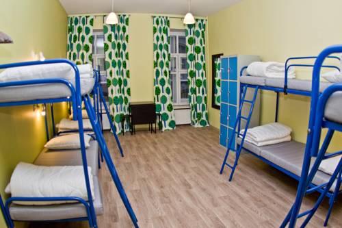 Hostel Underground Hall