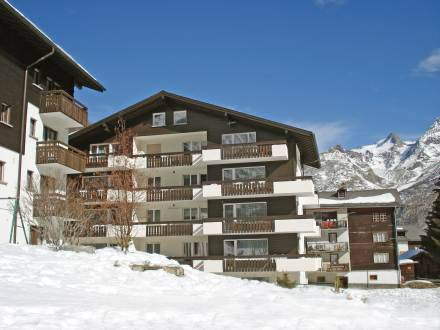 Apartment Haus Alouette II Saas Fee