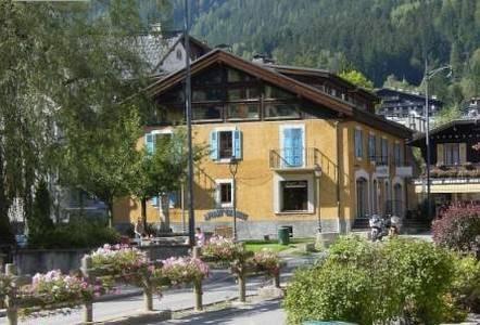 Apartment Le Sommet Du Bourg Chamonix