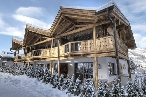Kaprun Mountain Resort by Kaprun Rentals