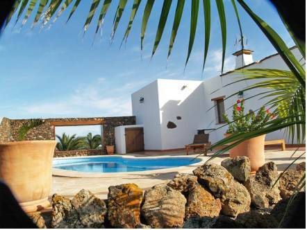 Holiday home El Hestelero Villaverde