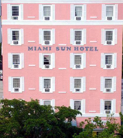 Miami Sun Hotel - Downtown/Port of Miami