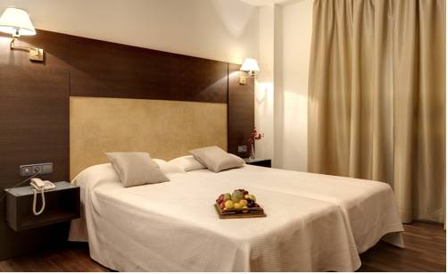 Hotel Madrid Torrejon Plaza
