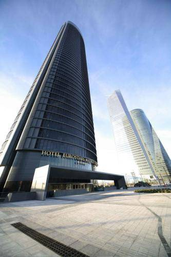 Eurostars Madrid Tower