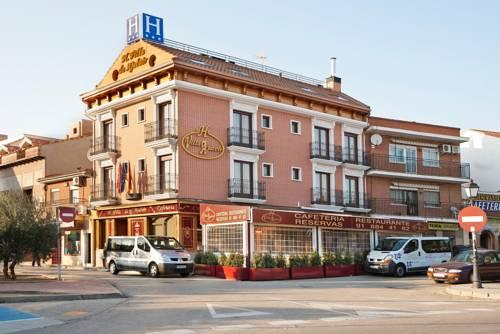 Hotel Villa de Ajalvir