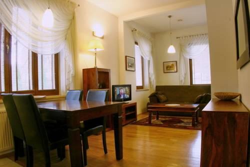 Apartament Sezamowy