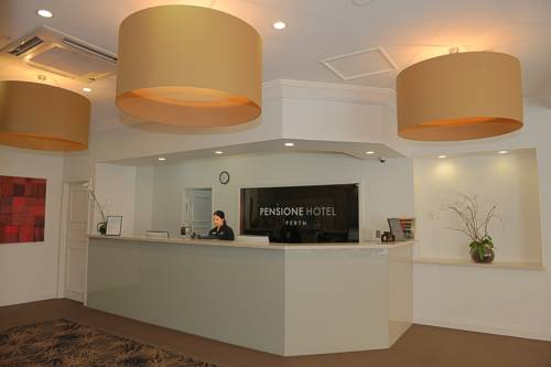 Pensione Hotel Perth - by 8Hotels