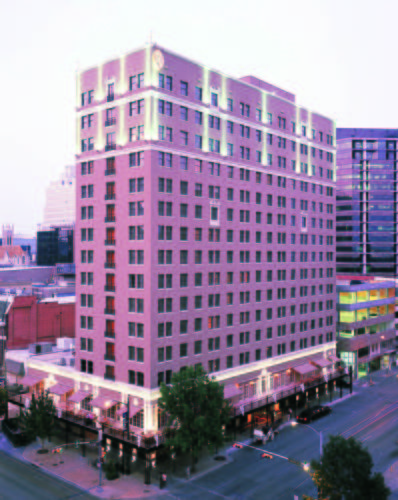 InterContinental Hotel Stephen F. Austin