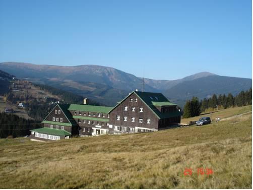 Horský hotel Žižkova bouda